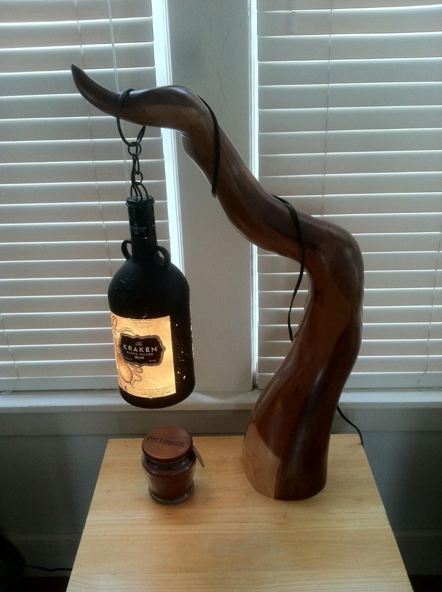 Необычная лампа