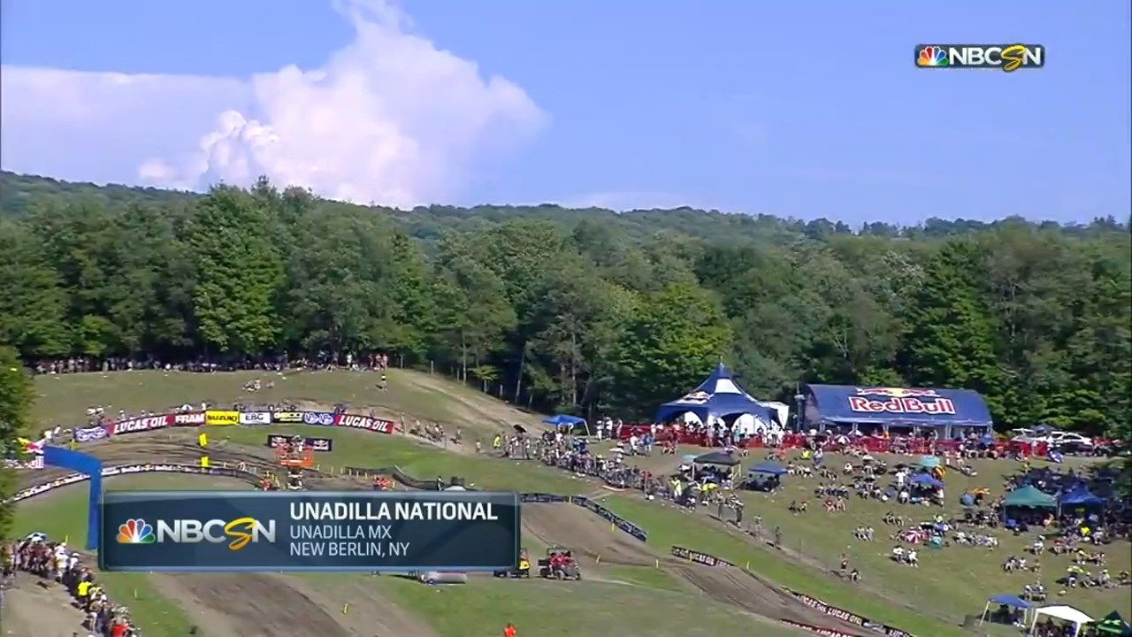 2016 AMA Motocross Rd 10 UNADILLA, NY [13/08/2016, Чемпионат США по Мотокроссу (outdoor), HDTVRip]