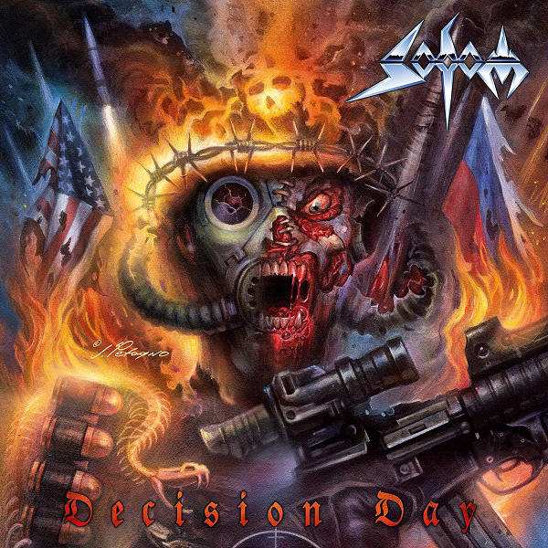 Sodom - Decision Day [Japanese Limited Edition] (2016) FLAC