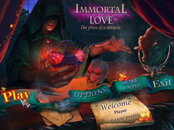 Immortal Love 2: The Price of a Miracle - бета версия