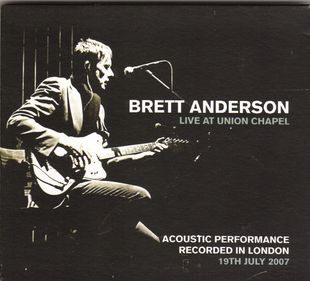 Brett Anderson - Discography (2007-2011)