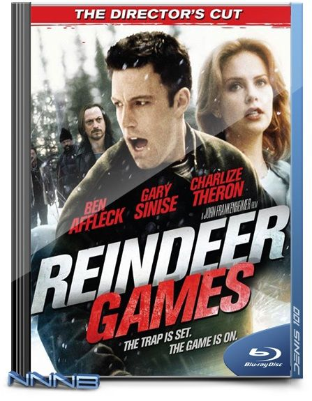 Азартные игры / Reindeer Games (2000) BDRip 720p от NNNB | Director's Cut | A