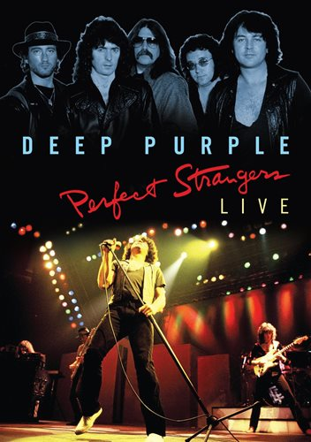 Deep Purple - Perfect Strangers (Live 1984) (2013) DVDRip