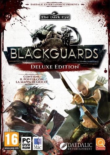 Blackguards: Deluxe Edition (2014) PC | Лицензия