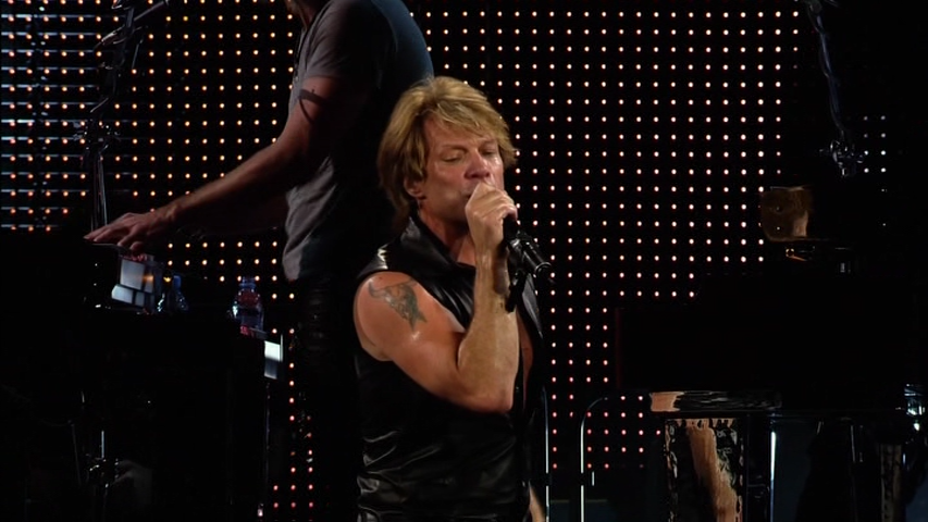 Bon Jovi - The Circle Tour. Live from New Jersey (2016) DVD9