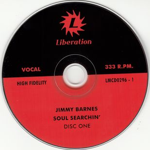 Jimmy Barnes - Soul Searchin' - Deluxe [2CD] (2016)