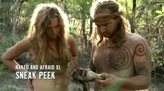 Discovery. Голые и напуганные XL / Naked and Afraid XL [02х01-06] (2016) HDTVRip