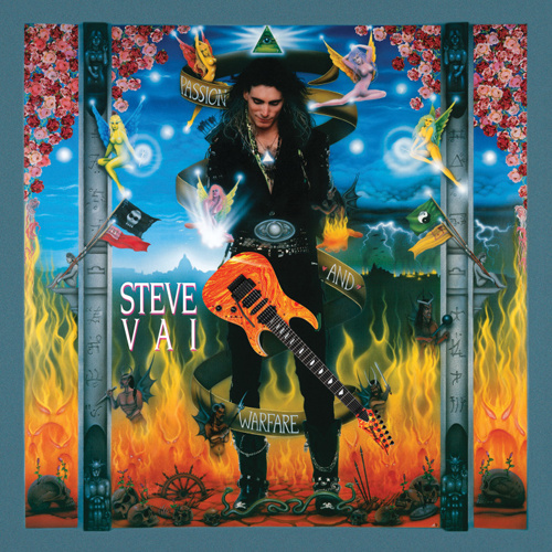 [TR24][OF] Steve Vai - Passion And Warfare (25th Anniversary Edition) - 2016