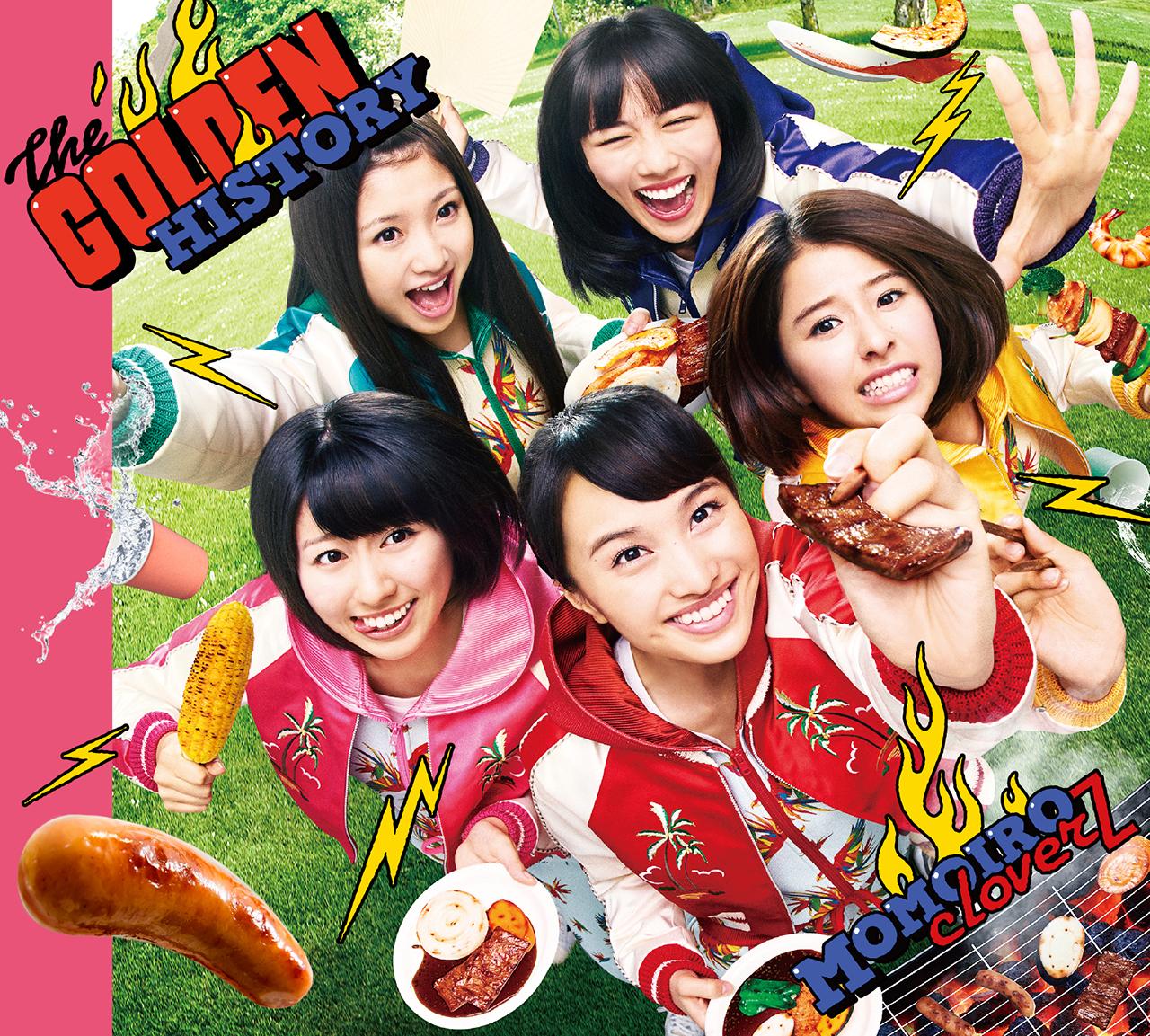 20160914.02.04 Momoiro Clover Z - The golden history (Regular edition) cover 1.jpg