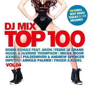 DJ Mix Top 100 Volume 04 [2CD] (2016)