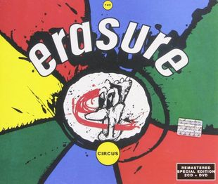 Erasure - The Circus [Remastered Special Edition 2CD] (2011)