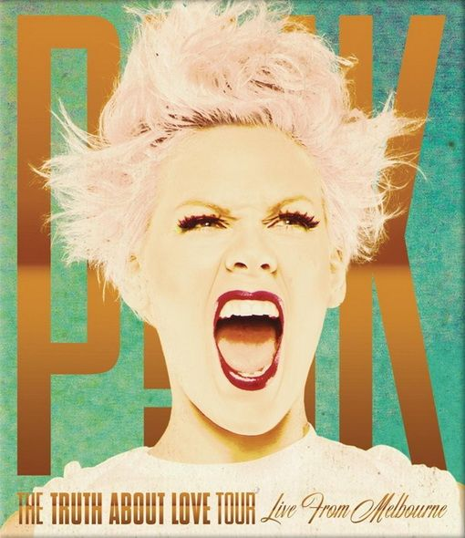 P!nk (Pink) - The Truth About Love Tour. Live From Melbourne [2016 г., Pop, Pop Rock, BD=&gtDVD9]