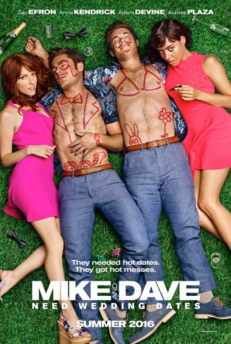 Mike and Dave Need Wedding Dates 2016 BRRip XviD AC3-EVO