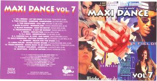 Maxi Dance - Collection [Snake's Music] (1994-1996)