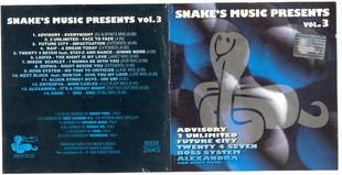 Snake's Music Presents [16CD] (1994-1996)