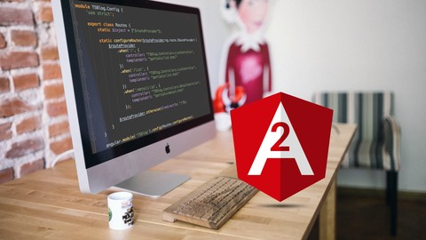 Udemy - Learn Angular 2 Development By Building 12 Apps 2016 TUTORiAL