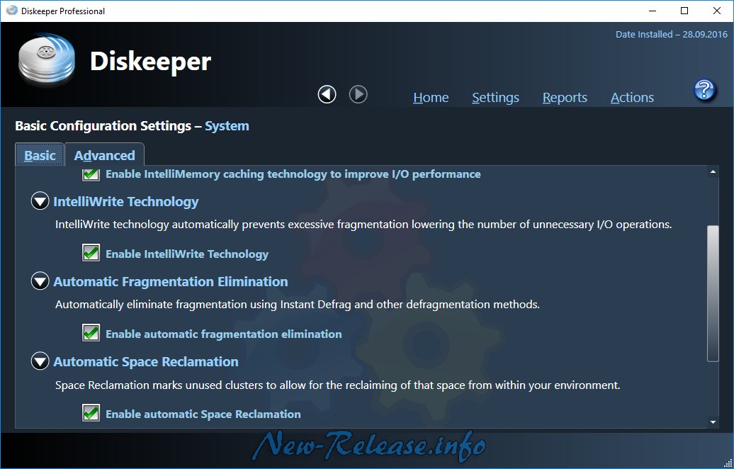 Diskeeper Professional 2016 19.0.1212.0 Final