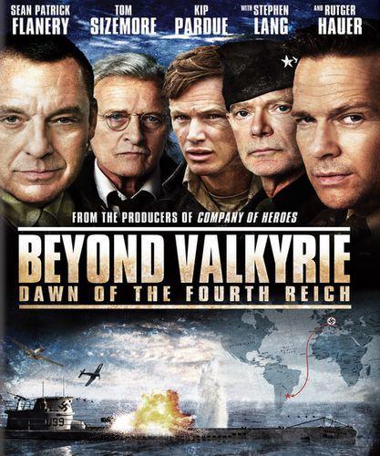 После Валькирии: Рассвет четвертого Рейха / Beyond Valkyrie: Dawn of the 4th Reich (2016) WEB-DL 720p | iTunes