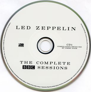 Led Zeppelin - The Complete BBC Sessions [3CD + Scans] (2016)