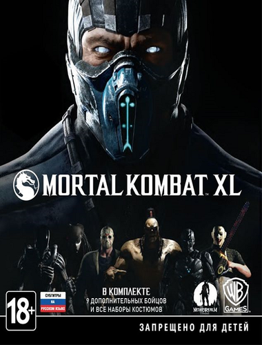 Mortal Kombat XL [Steam-Rip] [RUS + ENG + 4 / ENG + 4] (2015)