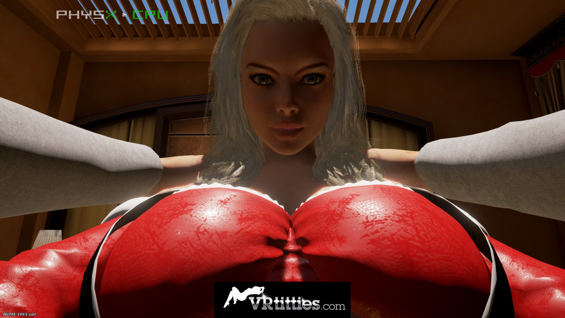 VRtitties 19.3 Vive and Leap Motion Edition + 20.2 [2016] [Uncen] [3D, SLG, Constructor] [ENG] H-Game