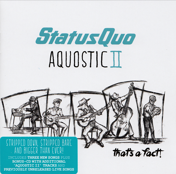 Status Quo - Aquostic II: That's a Fact! [Deluxe Edition] | MP3