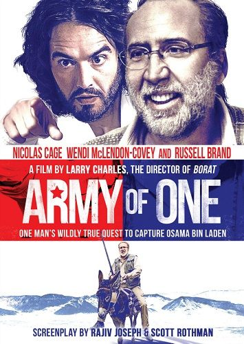 Army of One 2016 BRRip XviD AC3-EVO