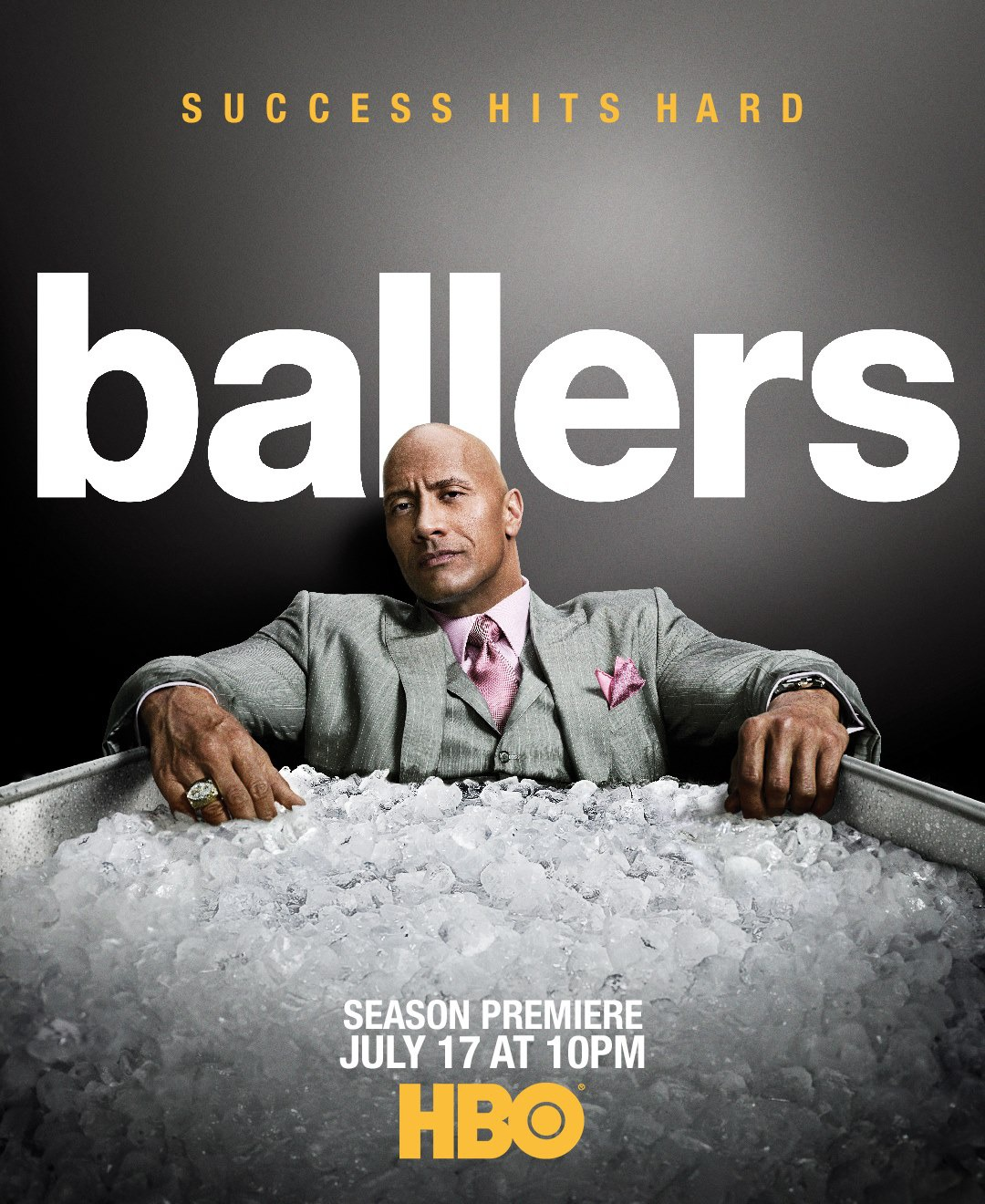 Ballers - Saison 2 FRENCH HDTV [Complete]