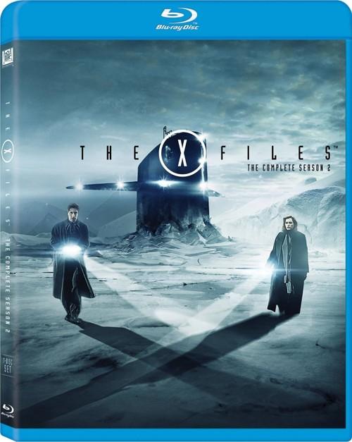Секретные материалы / The X-Files (1994) (Сезон 2, серии 1-25 из 25) 7*Blu-Ray [H.264/1080p]