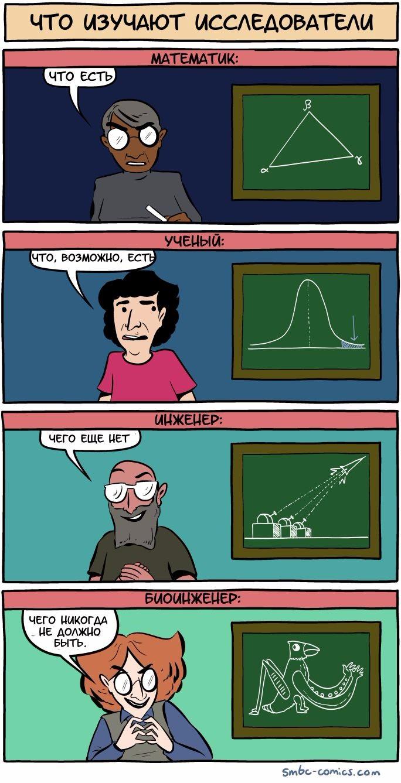 Что изучают исследователи