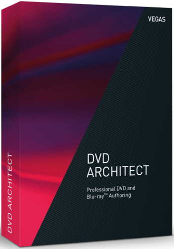 MAGIX Vegas DVD Architect 7.0.0 Build 38 [Multi/Ru]
