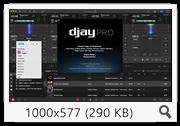 Algoriddim djay Pro 1.4.2 (Complete FX Pack) (2016) Multi