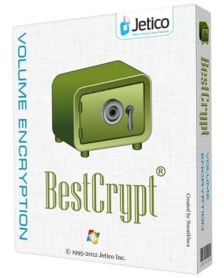 BestCrypt Volume Encryption 3.72.01 (x86-x64) (2016) Multi/Rus