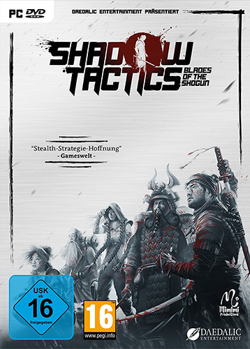 Shadow Tactics: Blades of the Shogun (2016) PC | Лицензия