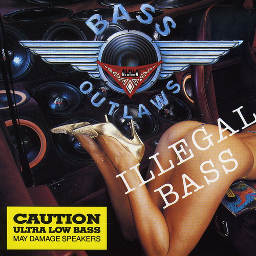 (Techno, Miami Bass) Bass Outlaws - Illegal Bass - 1992, MP3, 320 kbps