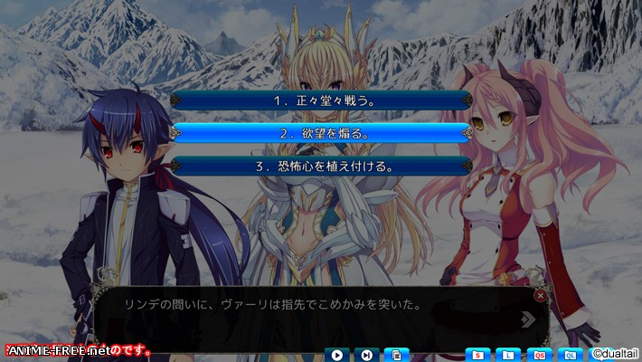 Venus Blood -Ragnarok- [2016] [Cen] [jRPG,VN] [JAP] H-Game