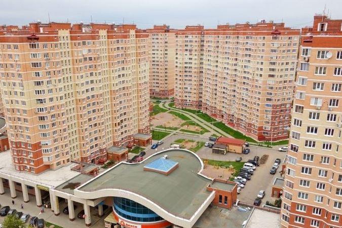 новостройки на Московской