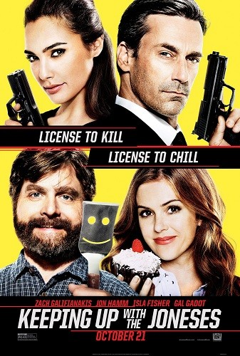 Keeping Up with the Joneses 2016 HDRip XviD AC3-EVO