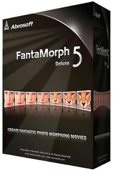Abrosoft FantaMorph Deluxe 5.4.8 RePack (& Portable) by Trovel [Ru/En]