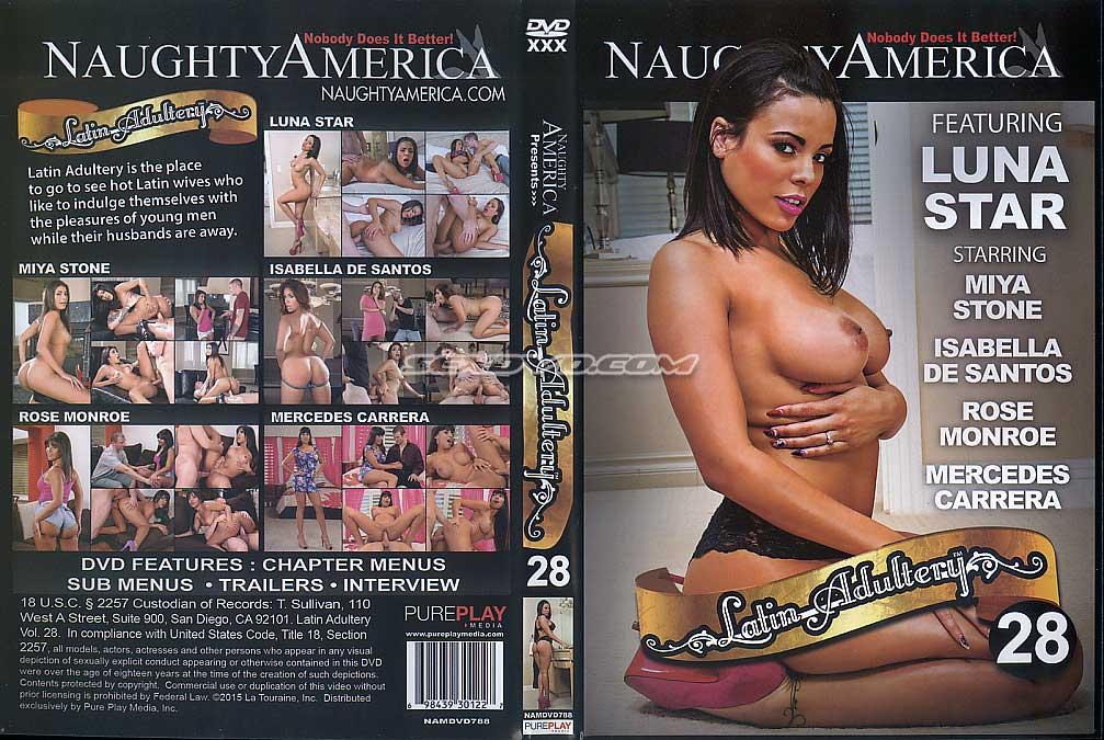 Latin Adultery 28 (Naughty America) [2015, Latin, Straight, 720p, WEB-DL] Rose Monroe, Luna Star, Isabella de Santos, Miya Stone, Mercedes Carrera [Split Scenes]