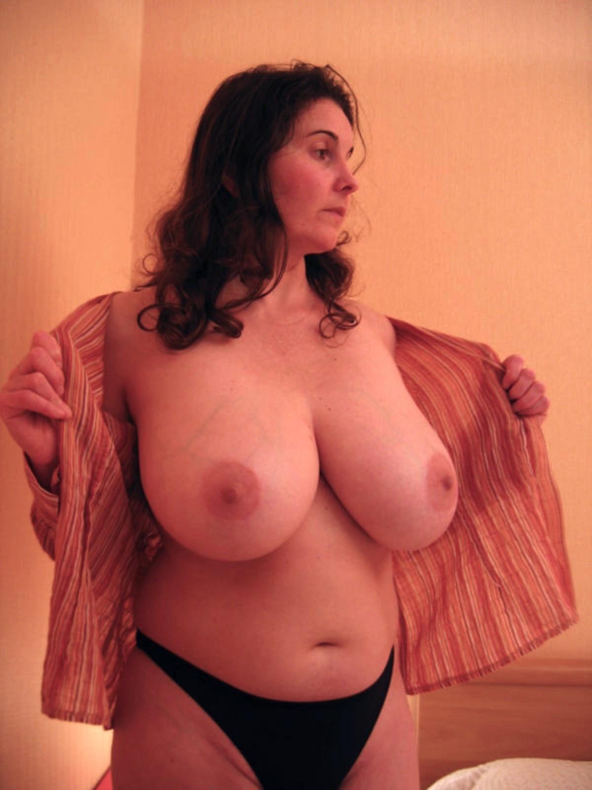 Фото большие груди русских женщин