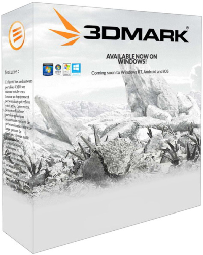 Futuremark 3DMark 2.10.6799 Developer Edition (2019) PC | RePack by KpoJIuK