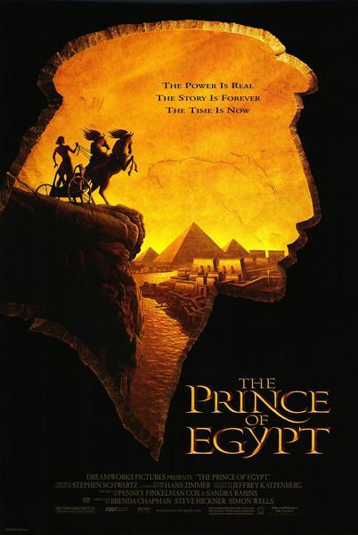 Принц Египта / The Prince of Egypt (1998) WEBRip 1080p