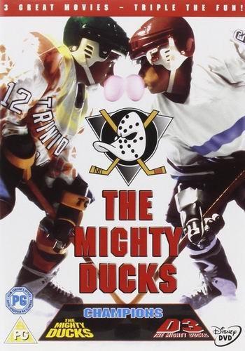 Могучие утята - Трилогия / The Mighty Ducks - Trilogy [1992, 1994, 1996, США, комедия, спорт, WEB-DLRip] MVO + AVO + Sub Eng + Original Eng