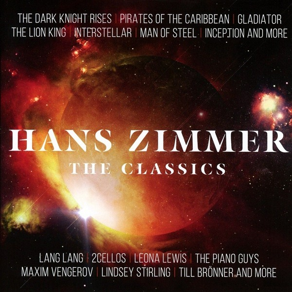 Hans Zimmer - The Classics (2017) MP3