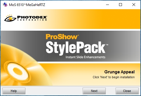 Photodex proshow producer програмку