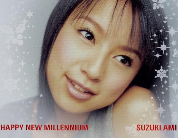 20170115.01.05 Ami Suzuki - Happy new millennium cover.jpg