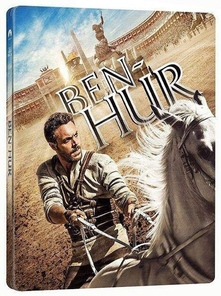Бен-Гур / Ben-Hur (2016) BDRip 720p | US Transfer | Лицензия