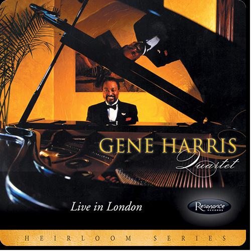 [TR24][OF] Gene Harris Quartet - Live In London - 2008 (Mainstream Jazz, Post-Bop)