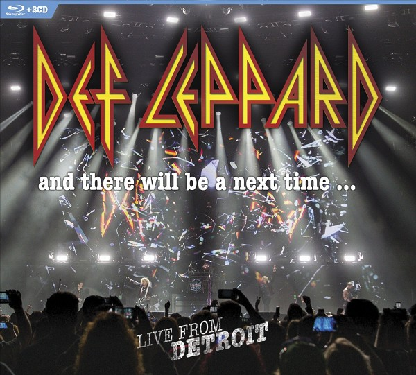 Def Leppard - And There Will Be A Next Time... [Live From Detroit] (2017) BDRip 720p